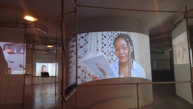 Tentoonstelling 'AfricaTube' wil Congolese en Belgische jongeren digitaal verbinden