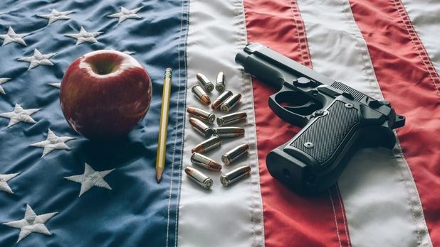 Leerkrachten in Florida mogen binnenkort gewapend voor de klas staan