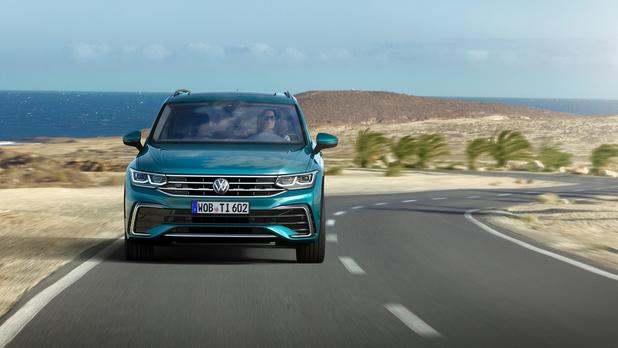 Volkswagen vernieuwt Tiguan