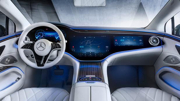 Mercedes EQS belooft zintuiglijke rijervaring