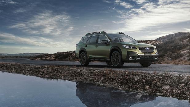 Subaru Outback : singularité à la japonaise