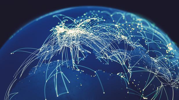 Deel internetverkeer korte tijd omgeleid via Rusland