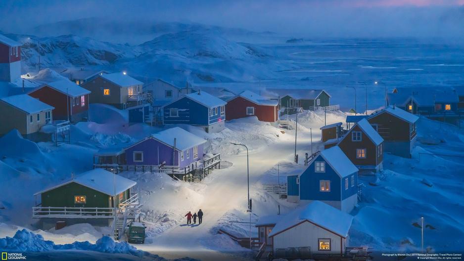 Dit zijn 's werelds mooiste reisfoto's van 2019