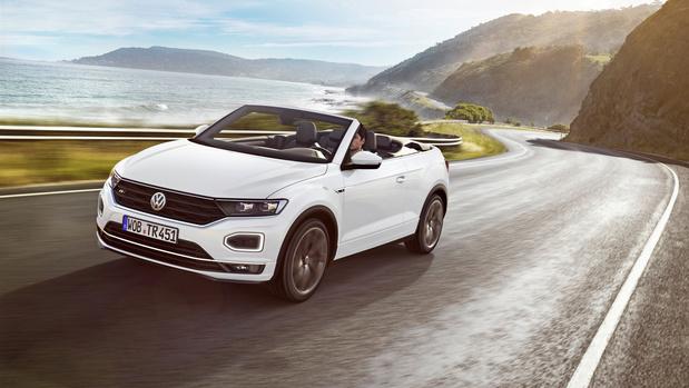 Volkswagen T-Roc Cabriolet, les prix belges connus