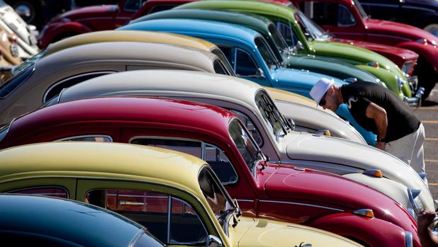 Clap de fin pour la mythique VW Coccinelle: la toute dernière est sortie d'usine