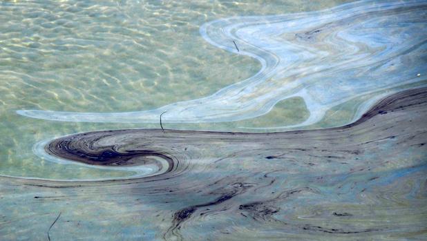 Californië: olievervuiling verspreidt zich verder