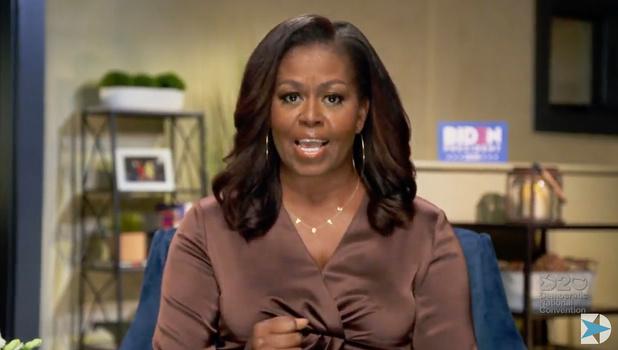 Michelle Obama, un soutien puissant et risqué pour Joe Biden