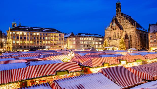 Le marché de Noël mondialement connu de Nuremberg est annulé