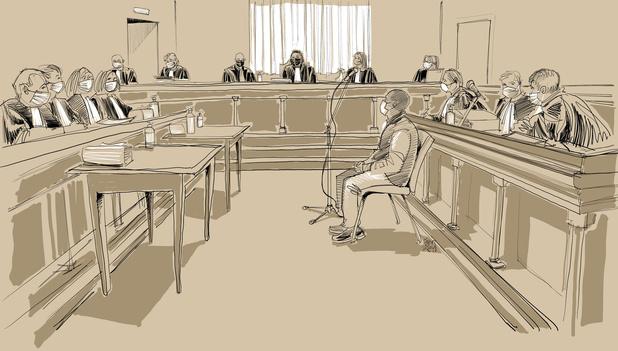 Procès Mawda: un an de prison avec sursis requis contre le policier