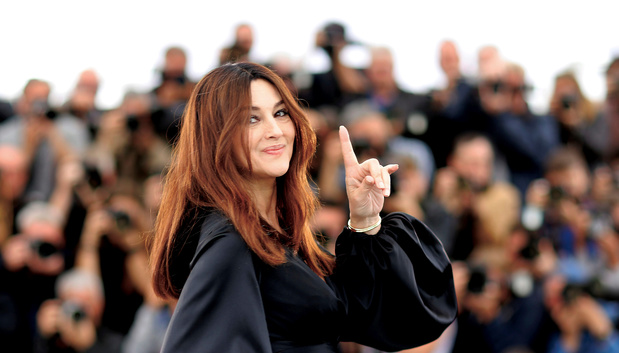 Monica Bellucci eregast op Filmfestival Oostende