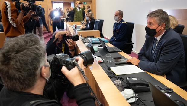 Chovanec: l'enquête sous l'enquête (ligne du temps)