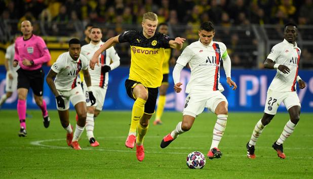 Thiago Silva forfait pour le match retour contre Dortmund