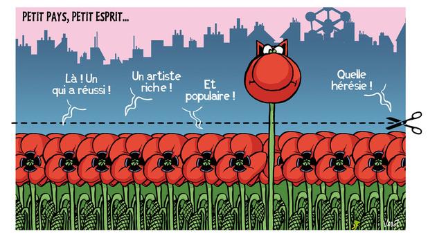 Les complément de Vadot: Geluck, Close et La Boum et Napoléon