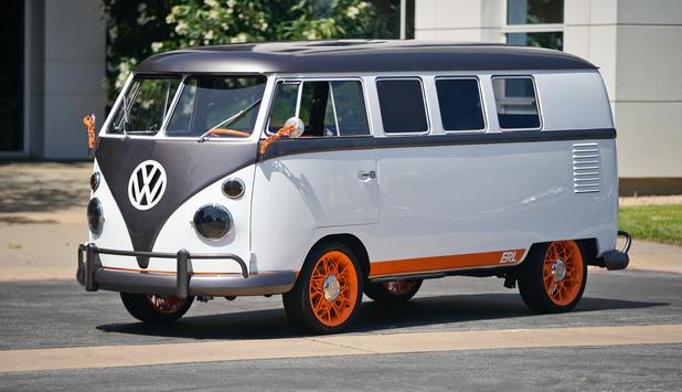 Volkswagen présente le concept car Type 20