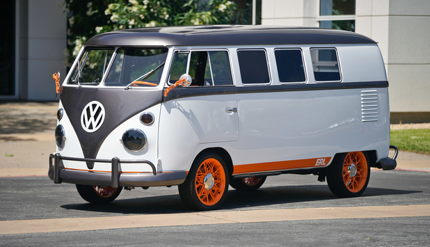 Volkswagen onthult Type 20 concept car