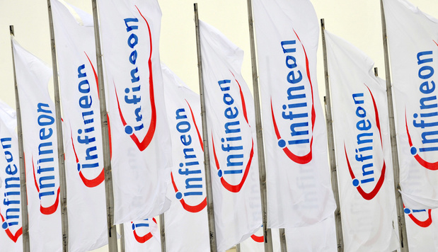 Infineon récolte un milliard d'euros avec de nouvelles actions
