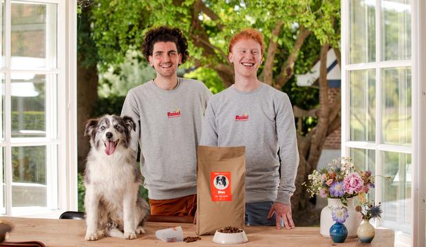 Starter de la semaine: Just Russel détermine l'alimentation canine sur mesure