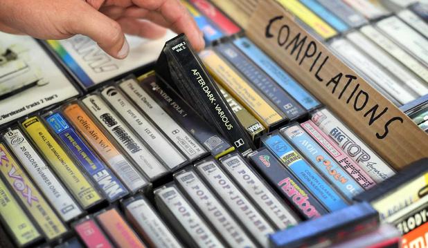 Manchester: un paradis pour les amoureux de cassettes audio