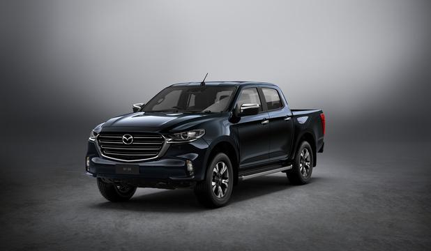 Le Mazda BT-50: joli, mais pas pour notre marché