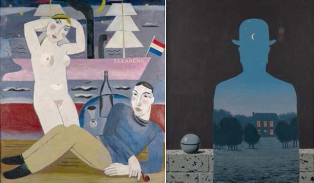 Belgische avant-garde op reis