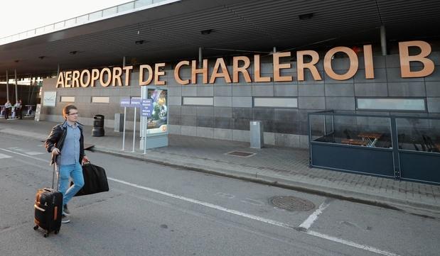 L'aéroport de Charleroi fermé à partir de mercredi matin
