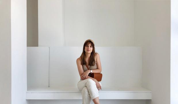 Club Congé met juwelenontwerpster Anna Rosa Moschouti: 'In de jungle voel ik me hoogst ongemakkelijk'