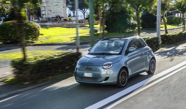 Fiat vanaf 2030 volledig elektrisch?