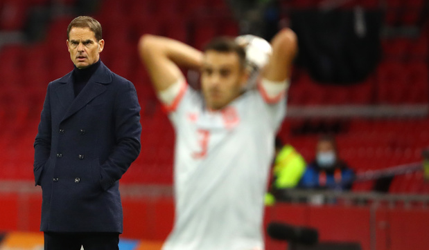 Match to watch : Pays-Bas - Bosnie