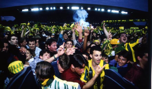 Ce jour-là : le FC Nantes devenait champion de France