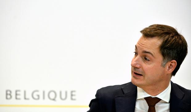 """""""Le gouvernement De Croo est celui du quitte ou double pour la Belgique"""""""