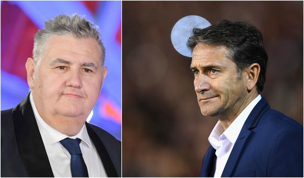 """Pierre Ménès nous décrit Philippe Montanier, le nouvel entraîneur du Standard: """"En France, son jeu était assez soporifique"""""""