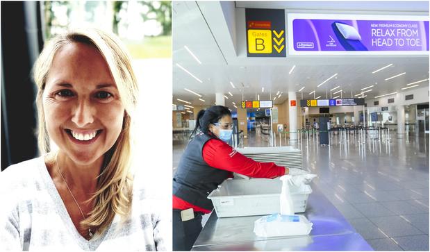 """""""On ne voyagera plus jamais comme avant"""": entretien avec Nathalie Pierard, porte-parole de Brussels Airport"""