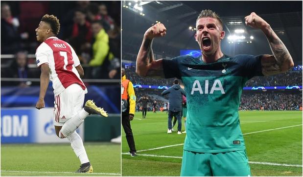 Tottenham rêve d'une première, l'Ajax d'un come-back