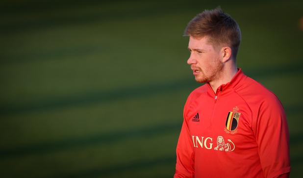 """De Bruyne de retour en forme après sa blessure: """"Mes responsabilités n'ont pas changé"""""""