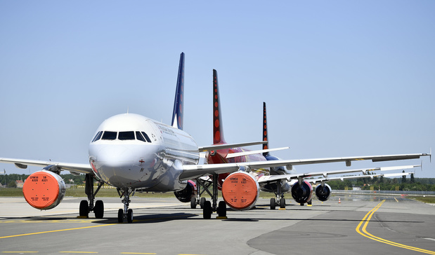L'intervention belge dans Brussels Airlines sur pause