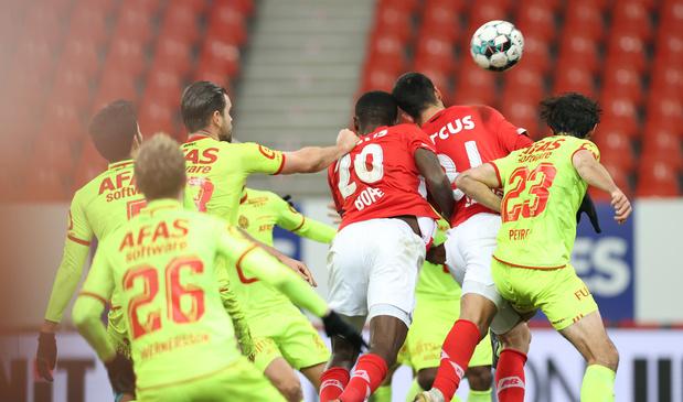 Le Standard rattrapé en fin de match par Malines