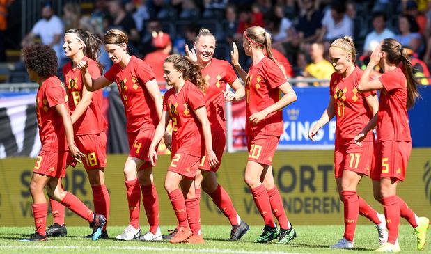 La Belgique intéressée par l'organisation du Mondial féminin 2023