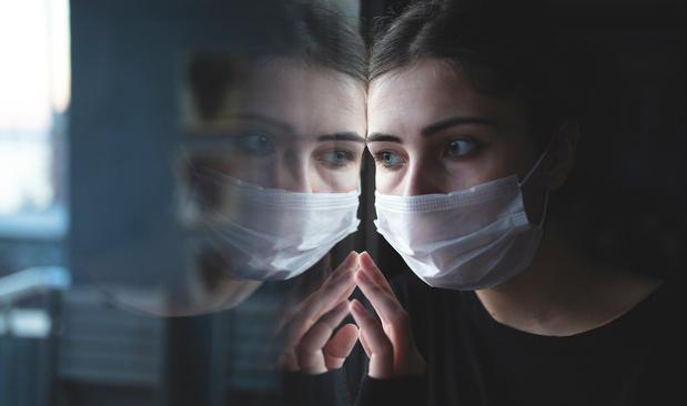 Covid-19 en lockdown: ontegensprekelijk psychiatrische gevolgen