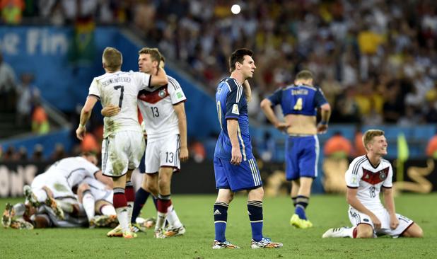 Allemagne-Argentine, un amical au parfum de finale de Mondial