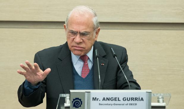 """L'économie mondiale va souffrir pour """"des années"""" prévient l'OCDE"""