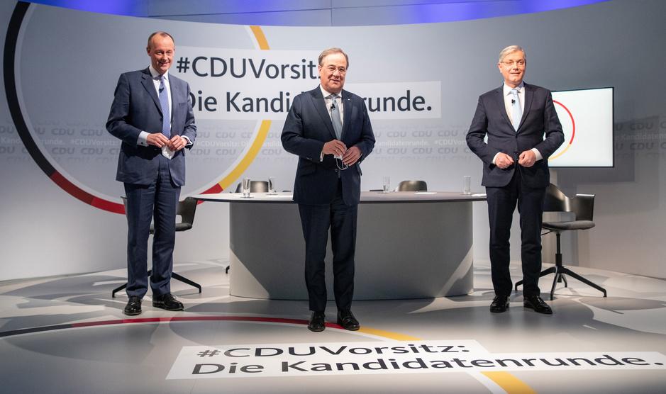 Controversieel, modern of behoudsgezind: kennen we deze week de opvolger van Angela Merkel?