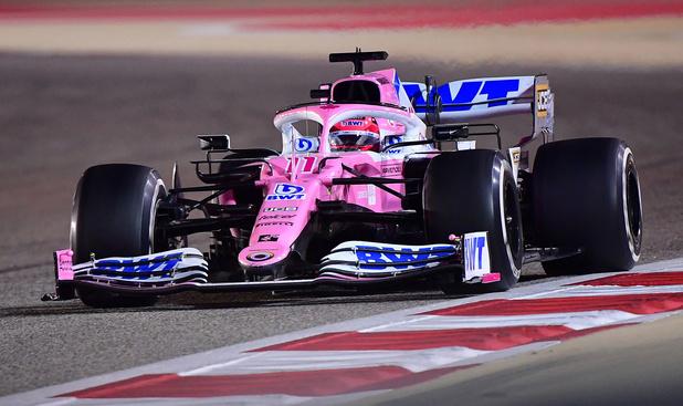 Sergio Perez wint eerste GP na tumultueuze race: 'Meer dan een droom'