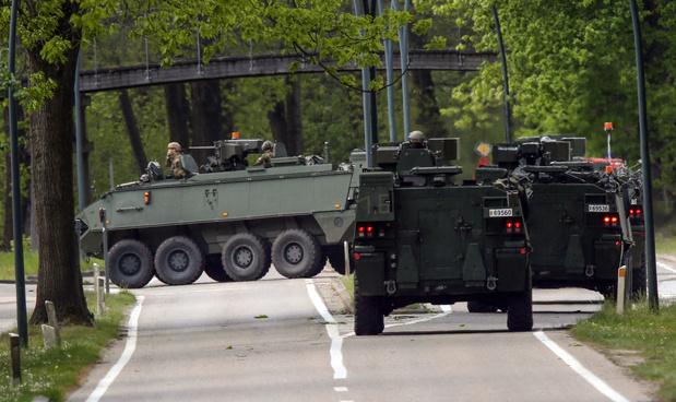 Gezochte militair 'was maandag nabij doelwit', legde boobytrap aan zijn voertuig 'om slachtoffers te maken'