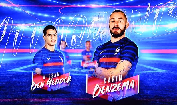 """Karim Benzema réagit à son retour en équipe de France: """"Tellement fier"""""""