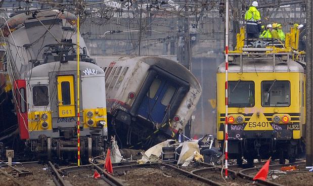 Catastrophe ferroviaire de Buizingen: Infrabel va en appel du jugement mais pas la SNCB