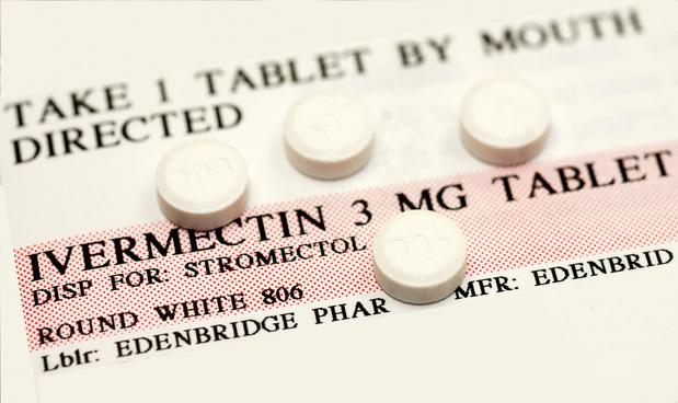 COVID-19: ivermectine, nog een veelbelovend middel