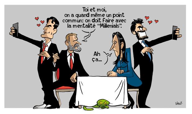 Les compléments de Vadot: négociations fédérales, Macron, vacances...