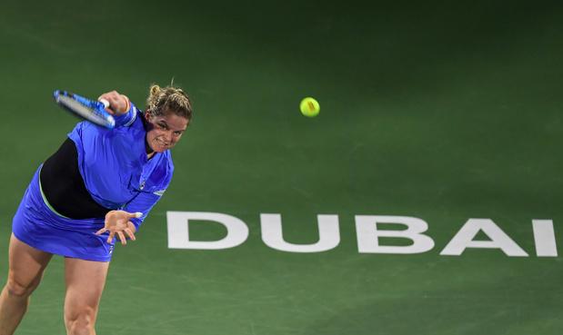Pour son grand come-back, Kim Clijsters s'incline avec les honneurs face à Garbine Muguruza (VIDEO)