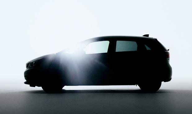 Première photo de la nouvelle Honda Jazz