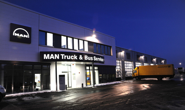 Truckgigant MAN schrapt bijna 10.000 banen